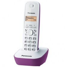 Ασύρματο Τηλέφωνο Panasonic KX-TG1611GR Μώβ